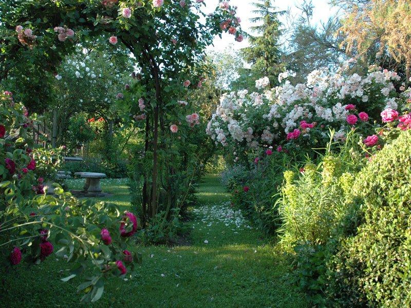 D coration maison de jardin rose 23 limoges maison de for Le jardin katalog 2015